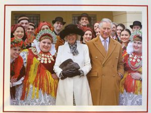 Greetings from the Royals: Charles and Camilla's Christmas card
