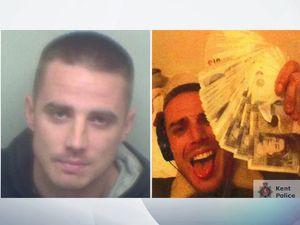 Drug dealer who posted cash with selfies jailed