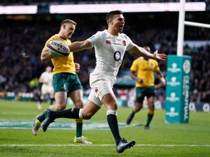 England beat Australia 37-21 to complete perfect year