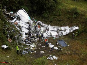 Airline boss questioned over Chapecoense crash in Colombia