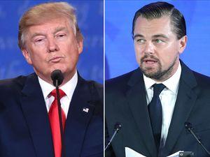 Leonardo DiCaprio meets Donald Trump to talk climate change