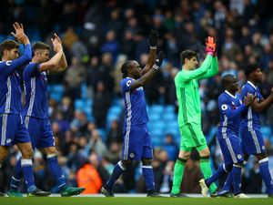 Chelsea extend lead at top of table after win at Manchester City
