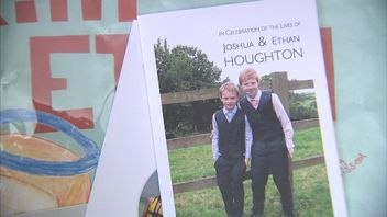 Joshua and Ethan Houghton were killed by a dangerous driver