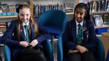 Students in Oldham are taught about each others communites