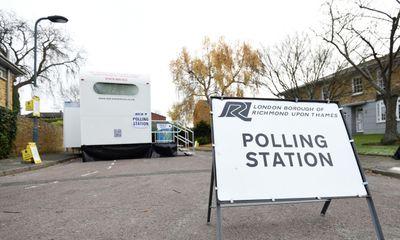 Richmond Park by-election: 53.6% turnout