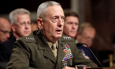 Trump to nominate Gen. James Mattis to lead Pentagon