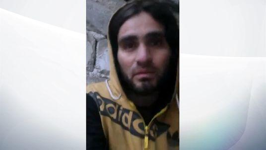 Abdulkafi Alhamdo says there is no where left ot run in Aleppo