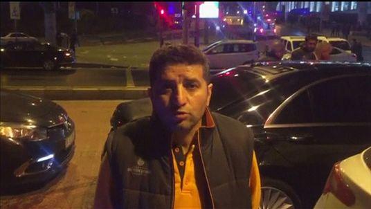 Eyewitness Omer Yilmaz
