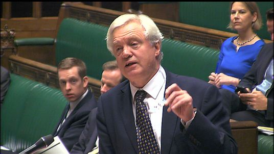 David Davis says the UK might consider paying for single market access