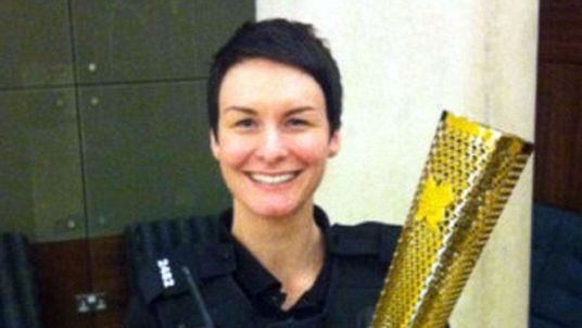 Police handout photo of axe attack victim Lisa Bates