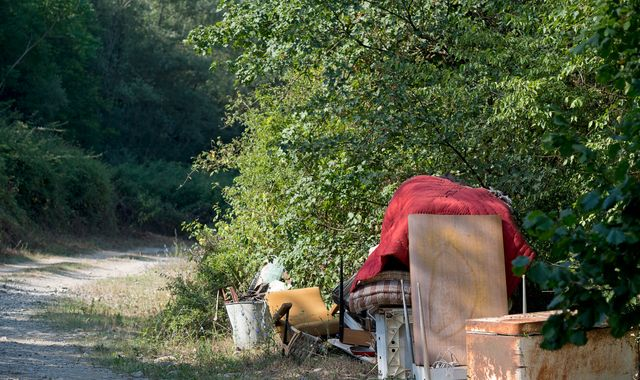 Fly-tippers could have vehicles crushed in UK crackdown
