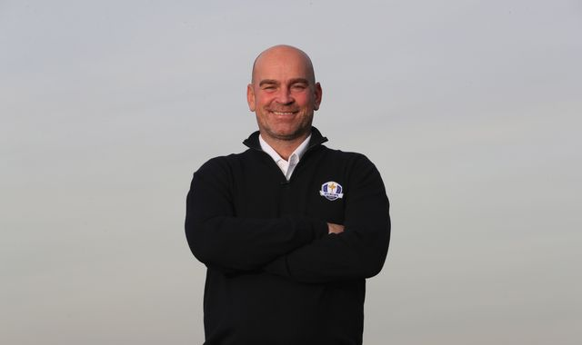 Thomas Bjorn to captain Europe's Ryder Cup team in 2018