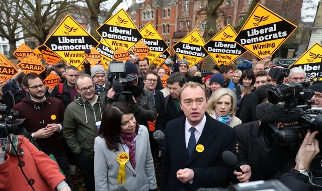 Lib Dems vow to fight 'hard Brexit' after Richmond by-election win