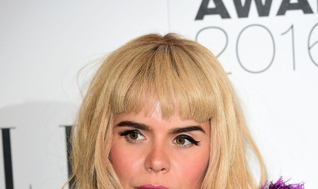 Paloma Faith praises NHS after emergency C-section