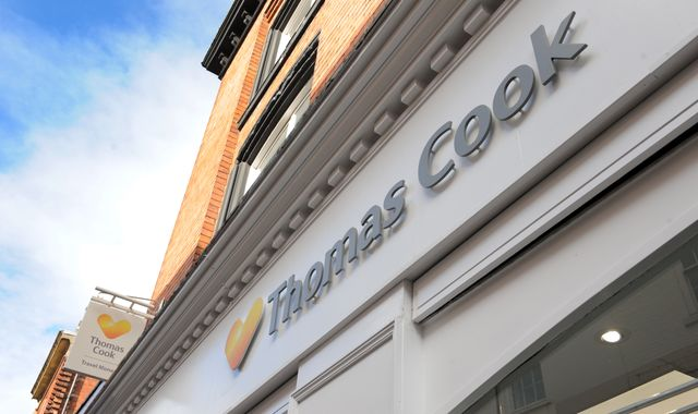 Co-op Travel brand to leave high street after Thomas Cook buy-out