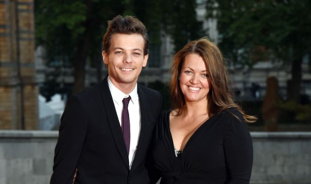1D star Louis Tomlinson's mother dies aged 43