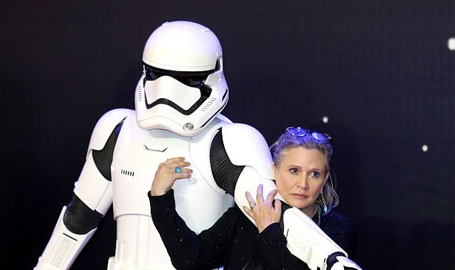 Carrie Fisher will not be digitally recreated in future Star Wars films