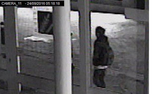 CCTV images released in hunt for missing RAF serviceman Corrie McKeague