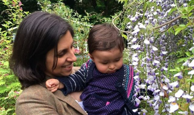 Nazanin Zaghari-Ratcliffe has five-year prison term in Iran confirmed