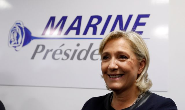 Le Pen: Brexit domino effect 'will bring down Europe'