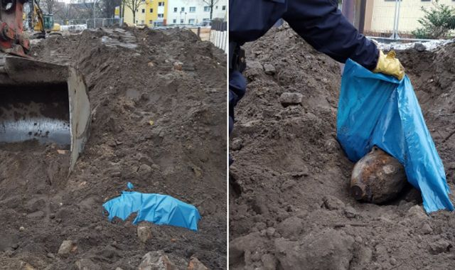 Thousands of Berliners evacuated from homes over WWII bomb