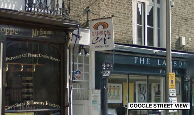 Vegetarian cafe owner who refuses new £5 note shocked at 'hatred'