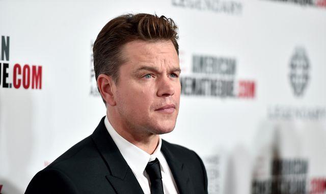 Matt Damon reacts to 'outrageous' whitewashing claims