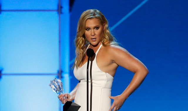 Amy Schumer defends Barbie casting after 'fat shaming'