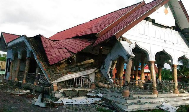 Earthquake in Indonesia's Aceh province kills at least 54