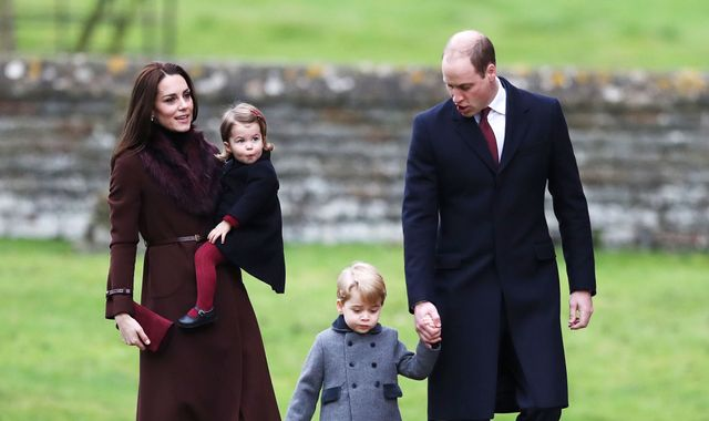 Prince William and Kate set to move family back to London