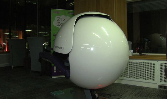 Fancy a snooze? Edinburgh University students back £10k 'nap pods' on campus