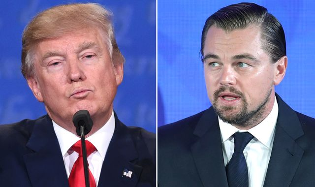 Leonardo DiCaprio meets Donald Trump to talk climate change