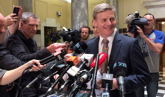 Bill English set to be New Zealand's new prime minister