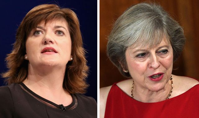 PM aide and MP Nicky Morgan clash over leather trousers remark