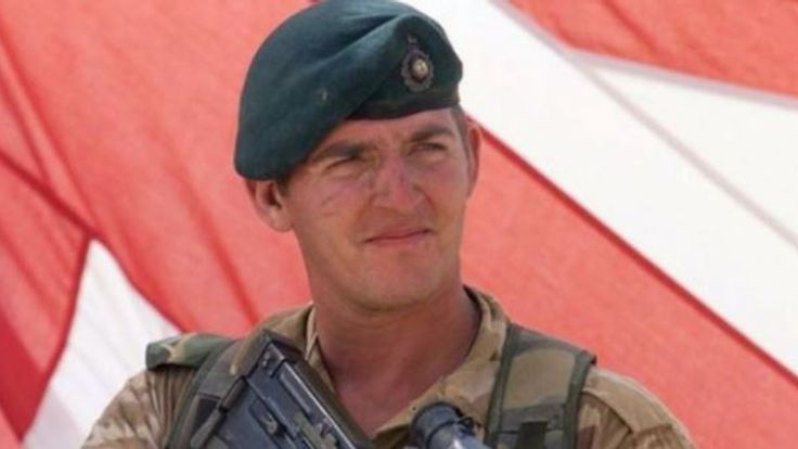 'Marine A' Alexander Blackman to be released in weeks