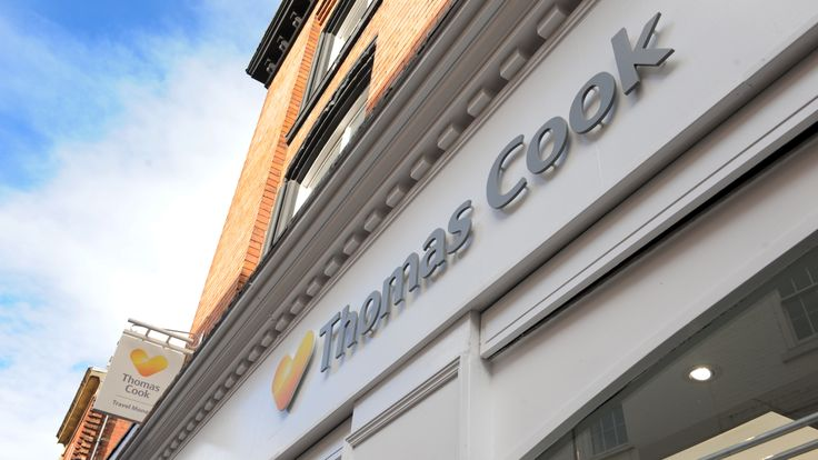Thomas Cook will run 764 UK stores when the deal completes