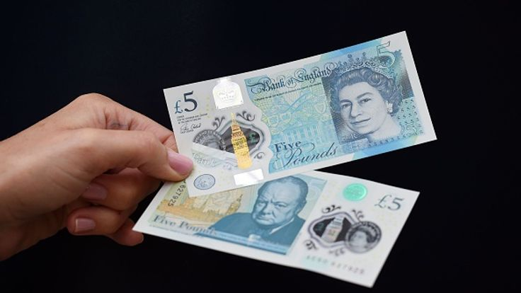 BOE Risks New Outrage With Fix for Animal Fat in Banknotes