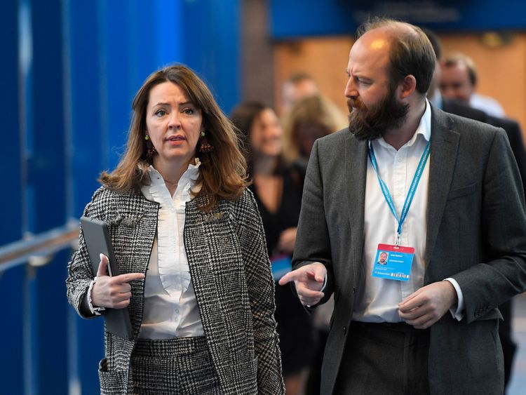 Theresa May's top advisers Nick Timothy and Fiona Hill