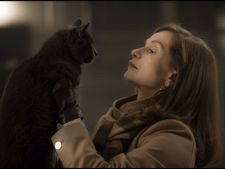 Elle is a controversial rape revenge thriller starring Isabelle Huppert