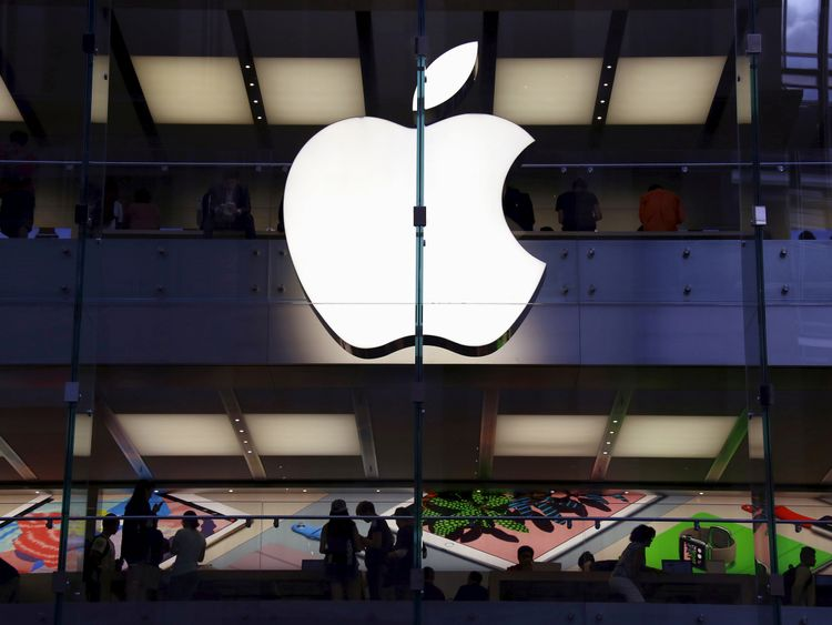Apple says it is 'excited' about the potential of driverless vehicles