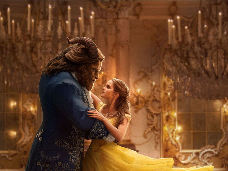 The film also stars Emma Watson as Belle and Dan Stevens as The Beast