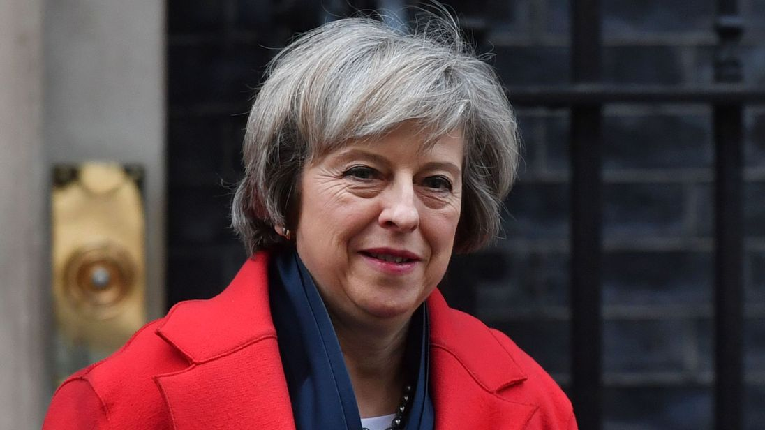 Theresa May will set out her vision to reduce social inequality