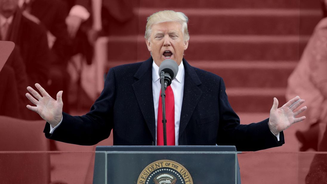 Will he drain Washington's swap?