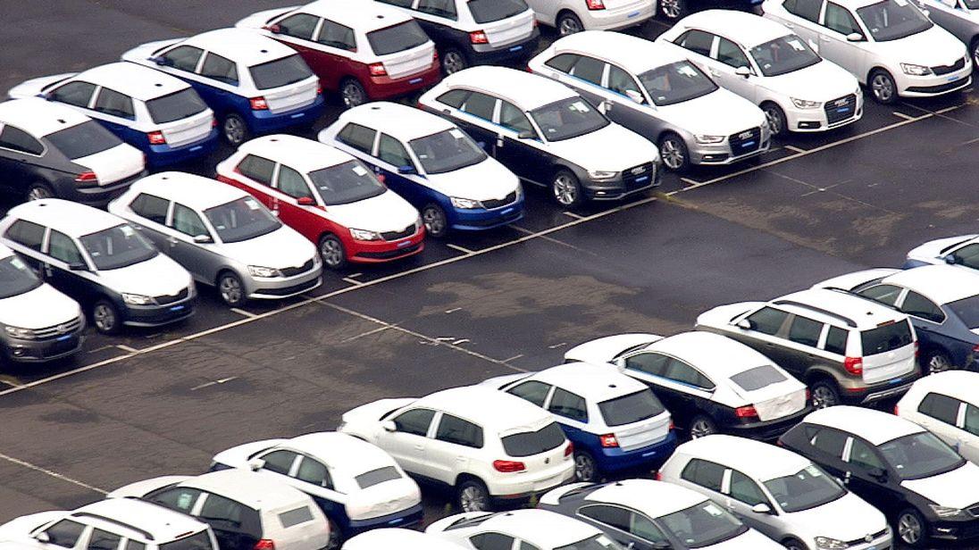 UK car sales fall 20 pct in April after bumper March