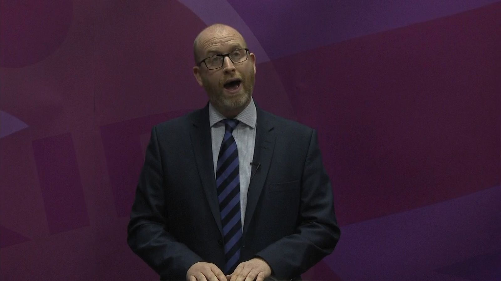 UKIP  leader Paul Nuttall is running to become MP