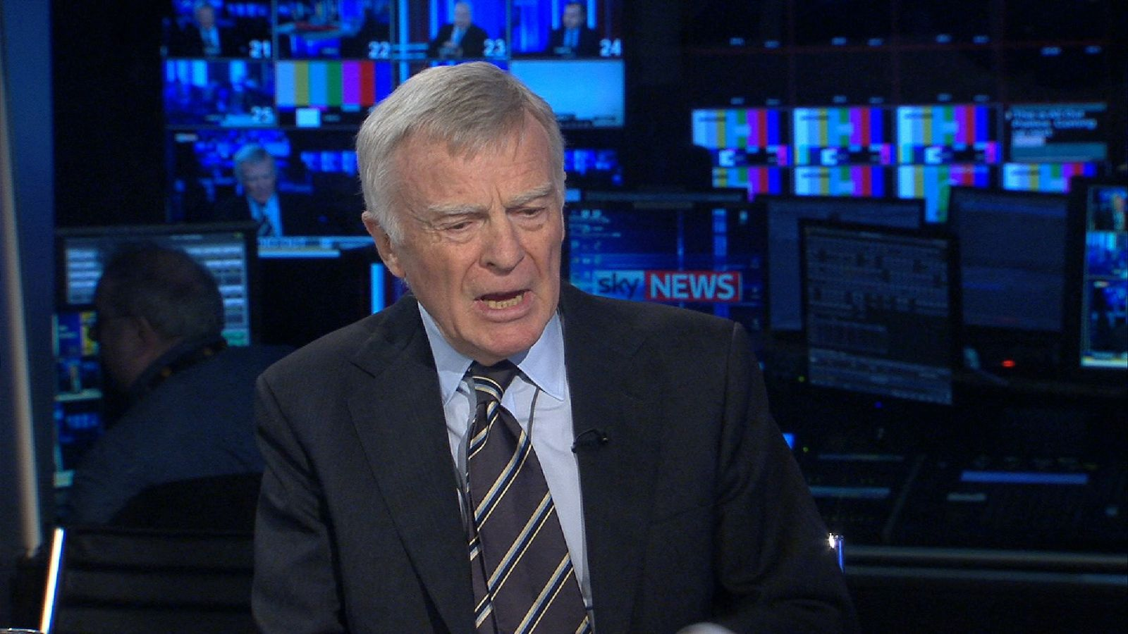 Max Mosley says he no longer supports fascism