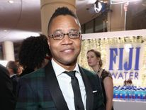 Actor Cuba Gooding Jr. at the 74th annual Golden Globe Awards sponsored by FIJI Water at The Beverly Hilton Hotel on January 8, 2017 in Beverly Hills, California