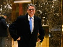 Rick Perry once promised to axe the energy department he could now be running