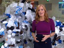 Sarah-Jane Mee launches Ocean Plastics campaign