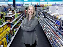 Jill McDonald joined Halfords from McDonald's in 2015